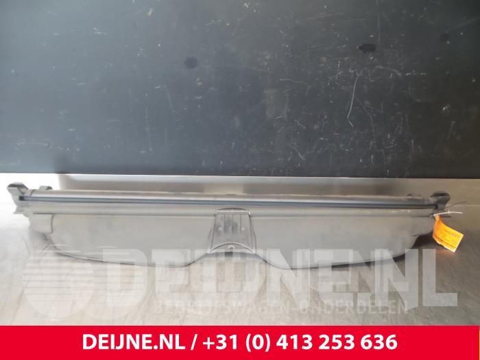Dekzeil Bagageruimte - Mercedes C-Klasse
