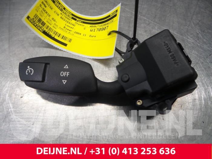 Cruise Control Bediening - BMW 5-Serie
