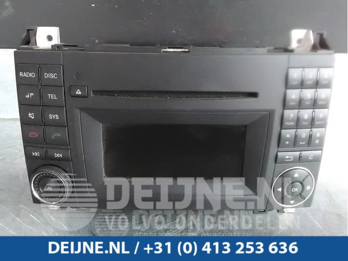 Radio CD Speler - Mercedes Sprinter