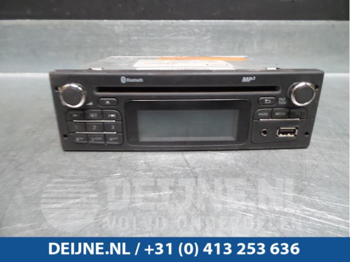 Radio CD Speler - Opel Vivaro