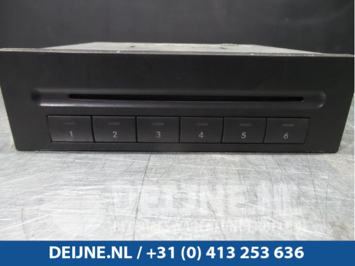 CD Wisselaar - Mercedes E-Klasse