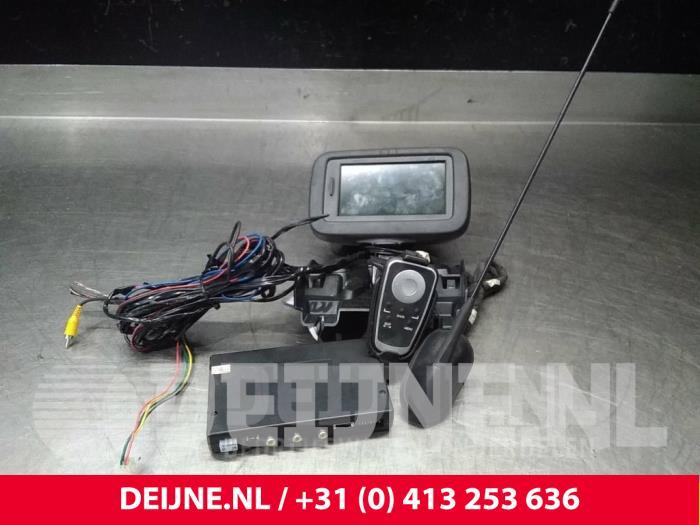 Navigatie Set - Opel Movano