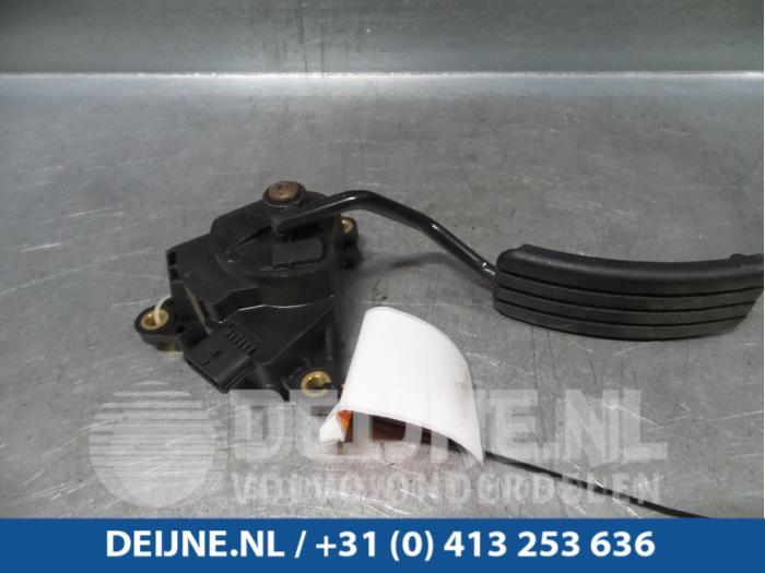 Gaspedaal - Renault Megane