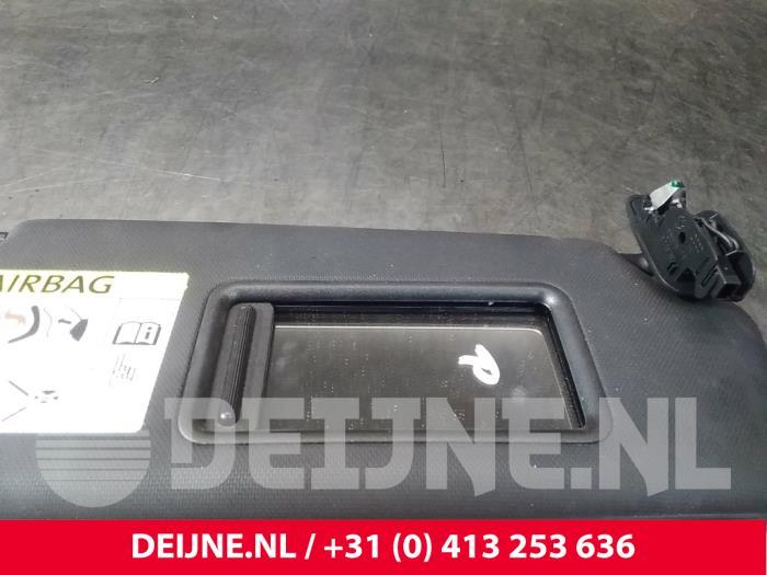 Zonneklep - Audi Q3