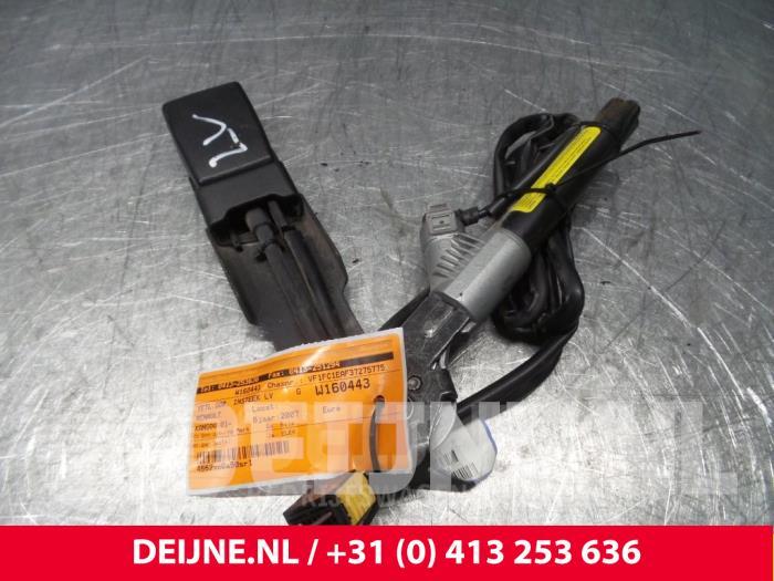 Veiligheidsgordel Insteek links-voor - Renault Kangoo