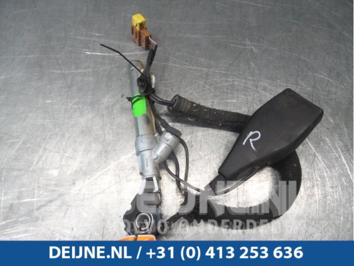 Veiligheidsgordel Insteek rechts-voor - Renault Trafic