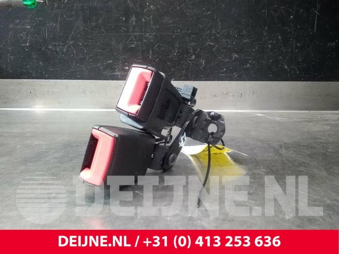 Veiligheidsgordel Insteek links-achter - Audi Q3