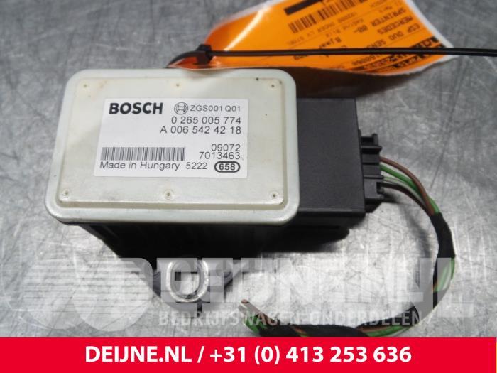 Esp Duo Sensor - Mercedes Sprinter