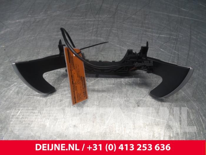 Schakelflipper set - Peugeot 308