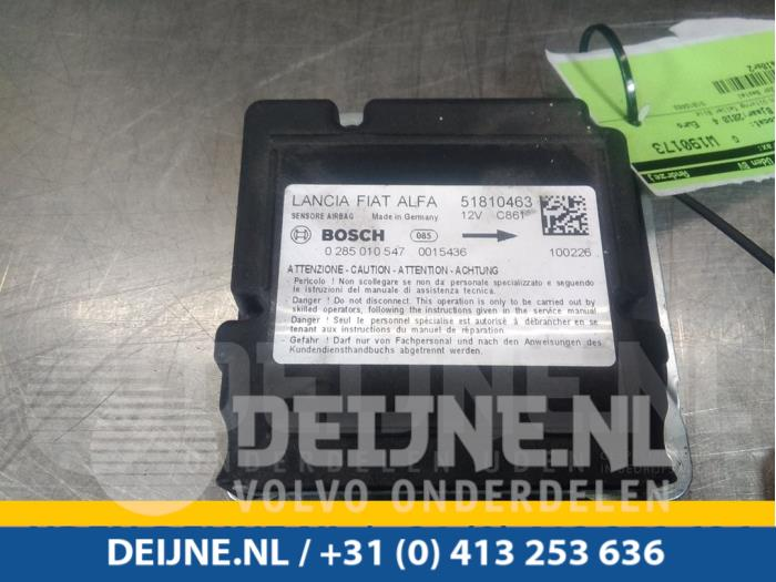 Airbag Sensor - Fiat Doblo
