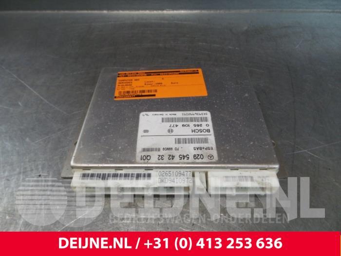 ABS Computer - Mercedes A-Klasse