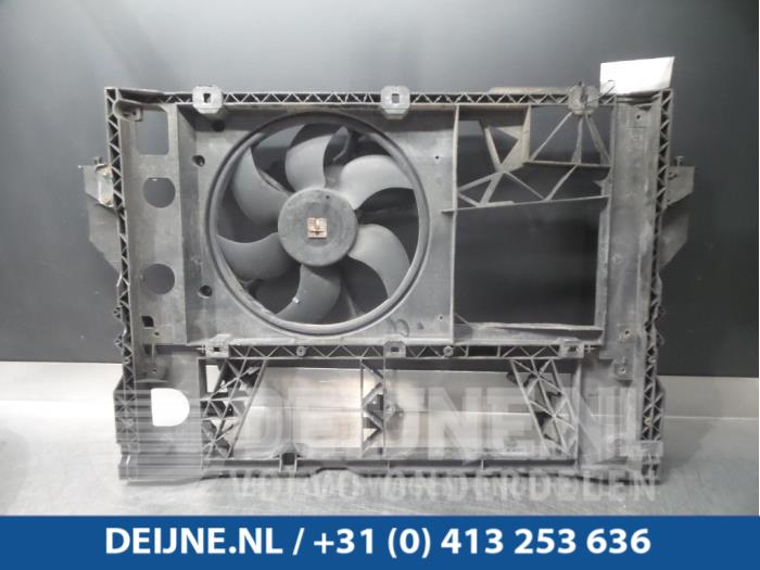 Koelvinhuis - Renault Master