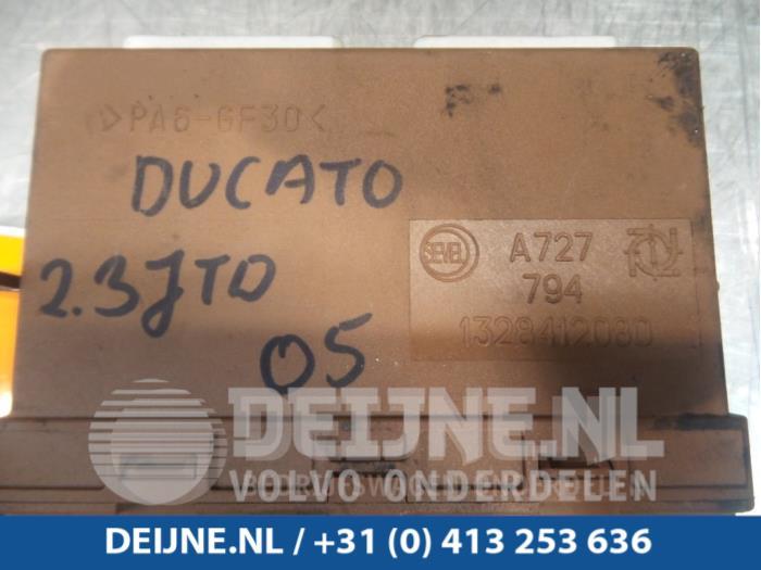 Computer Verlichting - Fiat Ducato