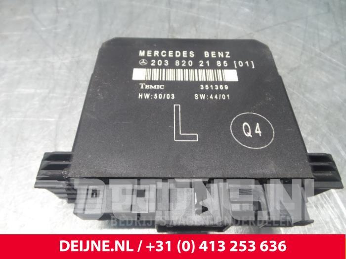 Central electronic module - Mercedes C-Klasse