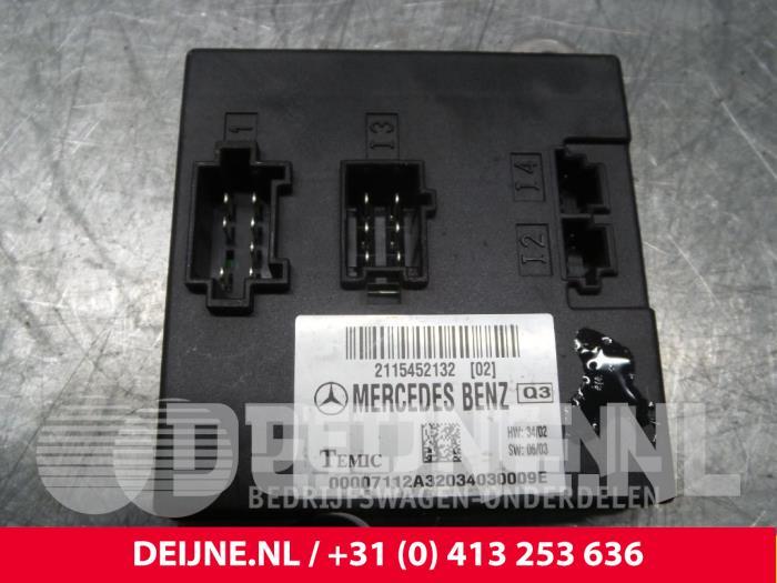 Computer Body Control - Mercedes E-Klasse