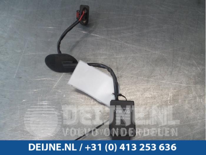 Brandstofpomp relais - Volkswagen Polo