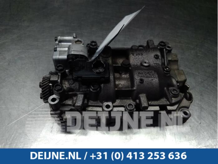 Balansas - Audi A6