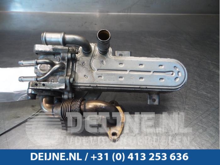EGR koeler - Volkswagen Touran