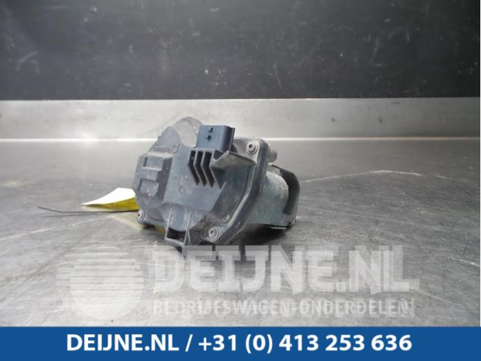 Uitlaatgas smoorklep - Renault Kangoo
