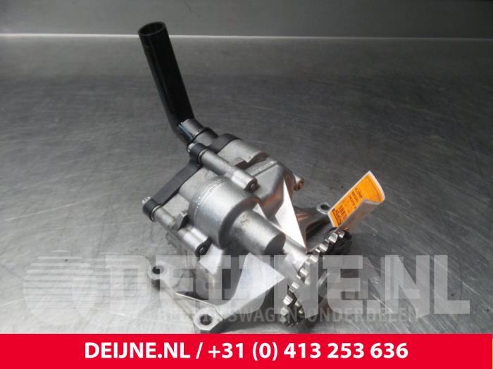 Oliepomp - Mercedes Sprinter