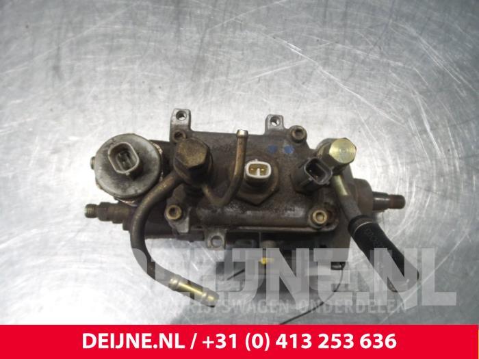 Brandstofpomp Mechanisch - Opel Astra