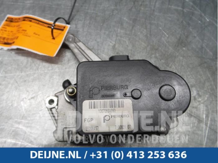 Wervelklep motor - Opel Astra