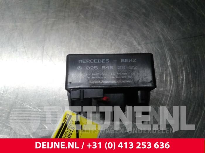 Voorgloei Relais - Mercedes A-Klasse