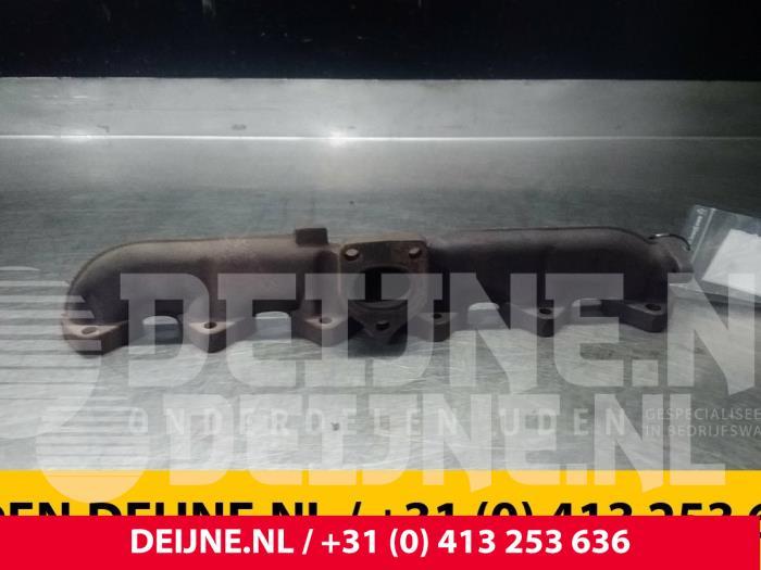 Uitlaatspruitstuk - BMW X5