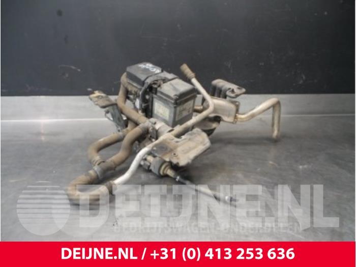 Standkachel - Volkswagen Transporter