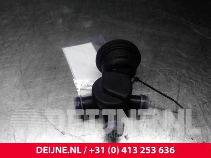 Kachelkraan Mechanisch - Volkswagen Crafter