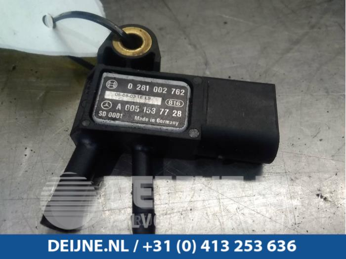 Roetfilter sensor - Mercedes E-Klasse