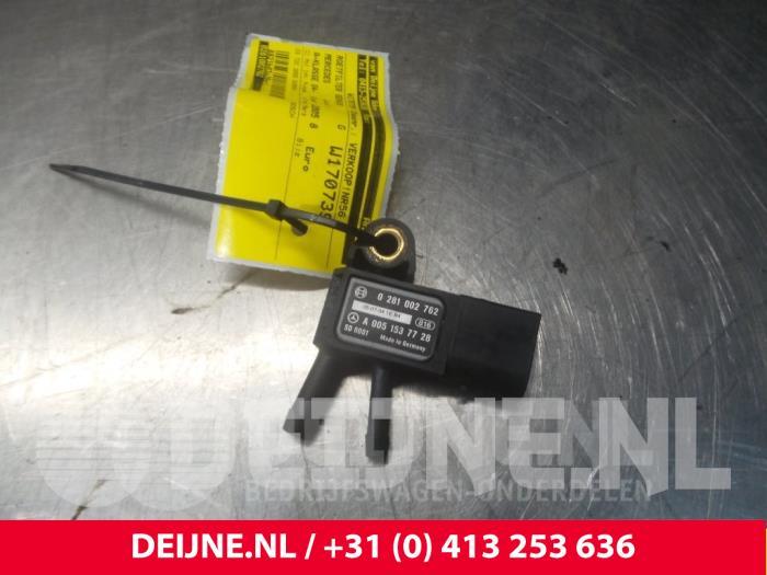 Roetfilter sensor - Mercedes A-Klasse