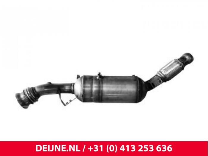 Roetfilter - Mercedes Sprinter