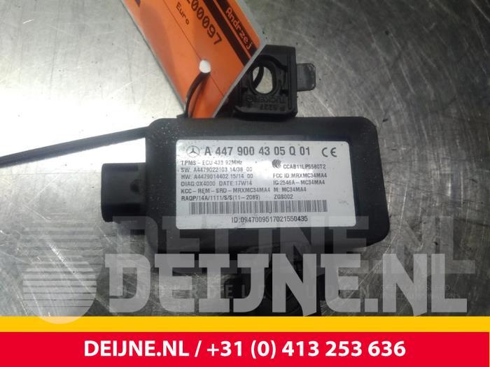Snelheid Sensor - Mercedes Vito