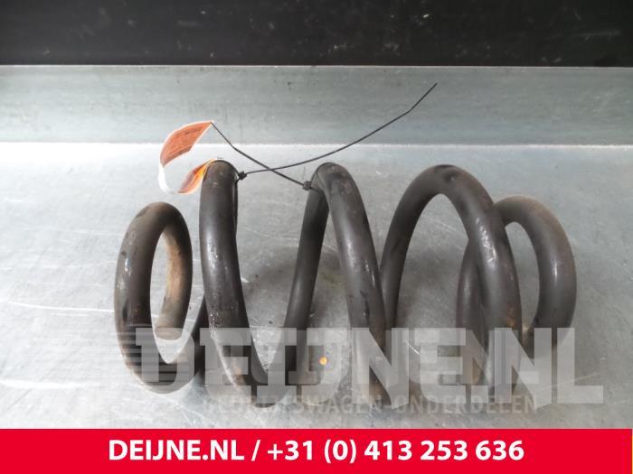 Schroefveer achter - Renault Master