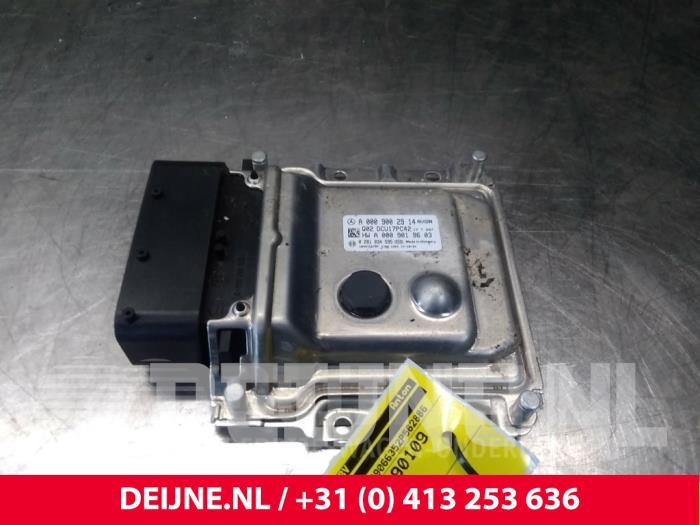 Adblue Computer - Mercedes Sprinter