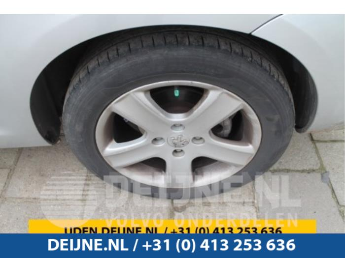 Sportvelgen Set - Peugeot 307