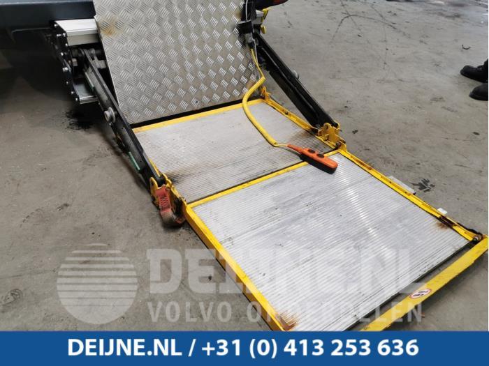 Laadpaneel (Floor Flap) - Mercedes Sprinter
