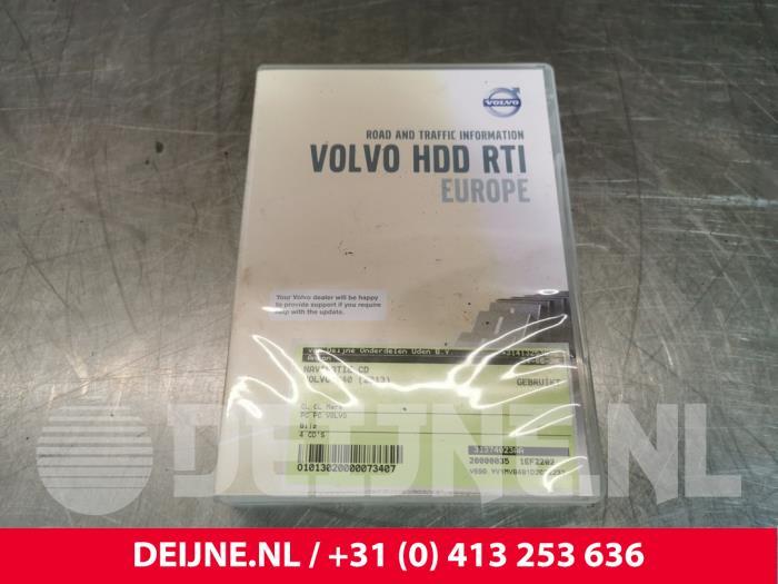 Navigatie CD - Volvo V40