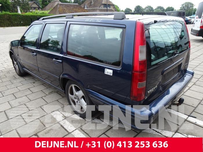 Dakrail set - Volvo V70