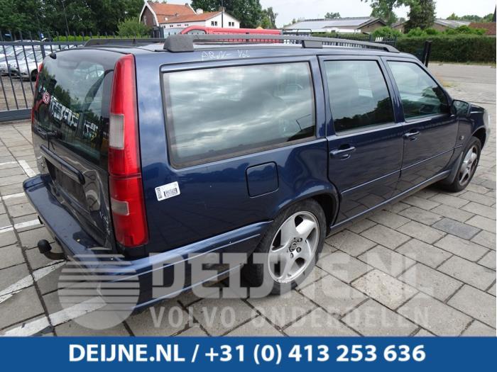 Extra Ruit 4Deurs rechts-achter - Volvo V70