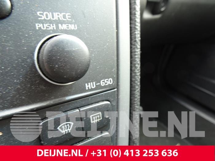 Voorruitverwarming schakelaar - Volvo S60