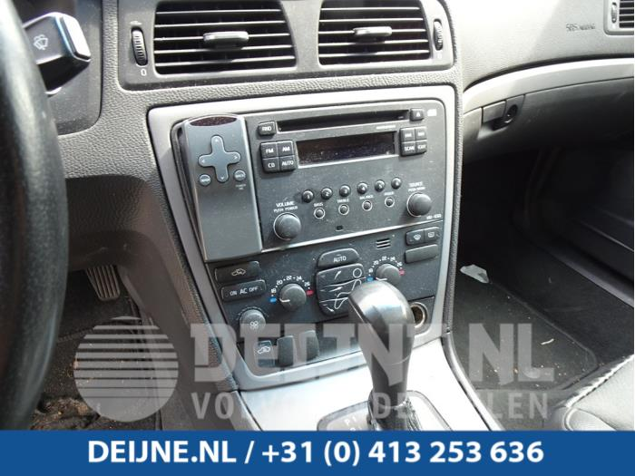 Radiobedienings paneel - Volvo S60