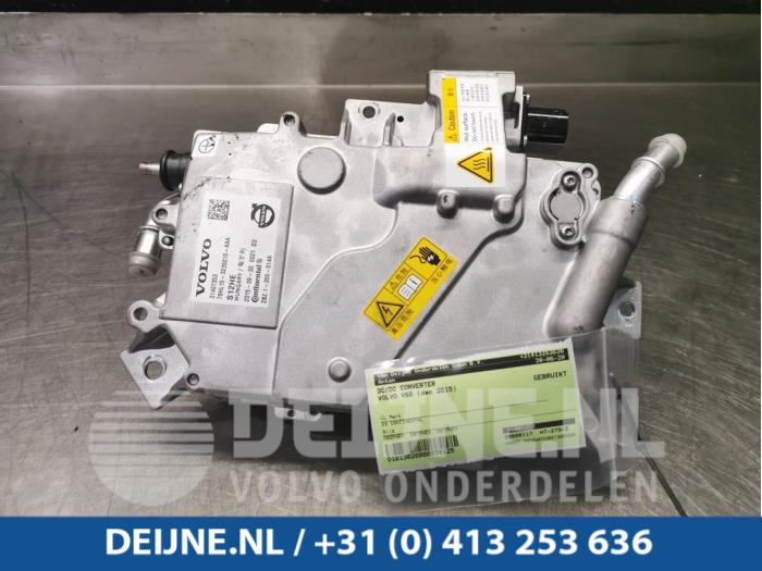 DC/DC converter - Volvo V60