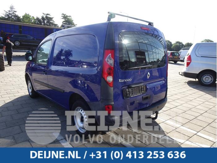 Dakdrager set - Renault Kangoo