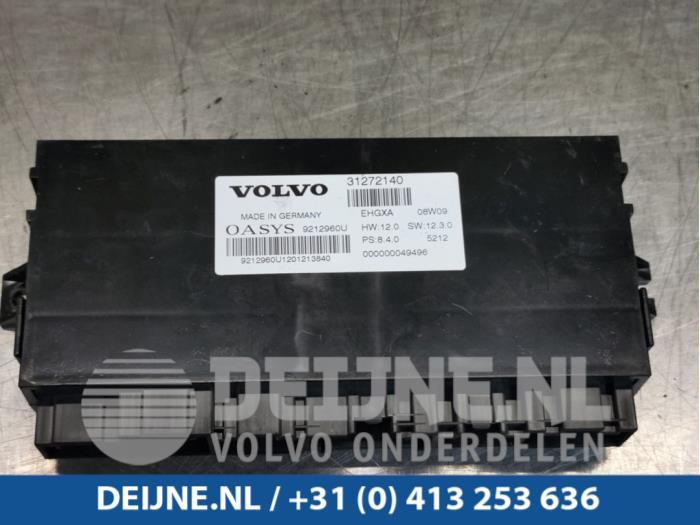 Cabriokap computer - Volvo C70