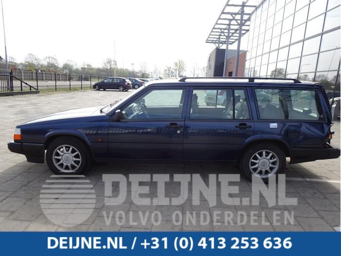 Extra Ruit 4Deurs links-achter - Volvo 9-Serie