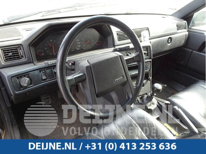 Kachel Bedieningspaneel - Volvo 9-Serie