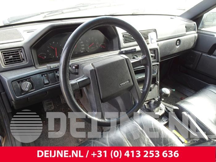 Ruitenwis Schakelaar - Volvo 9-Serie