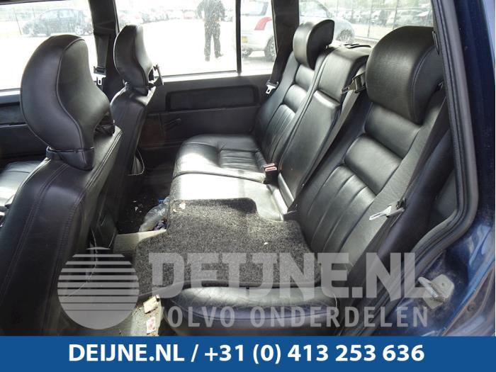 Achterbank - Volvo 9-Serie